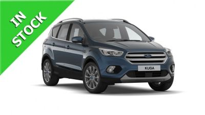 Kuga 2.0TDCi 180PS Titanium X Edition Powershift Auto