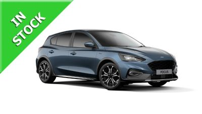 All-New Focus 1.5T 150PS Active X 5 Door