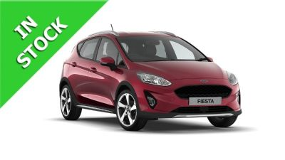 Fiesta 1.0T 100PS Active 1 5 Door
