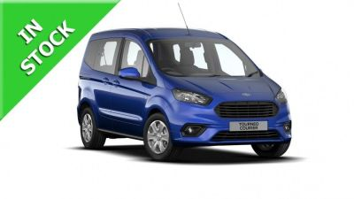 New Tourneo Courier 1.5TDCi Zetec 5 Door